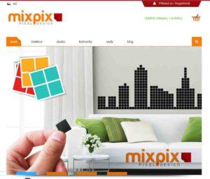 Nálepky mixpix