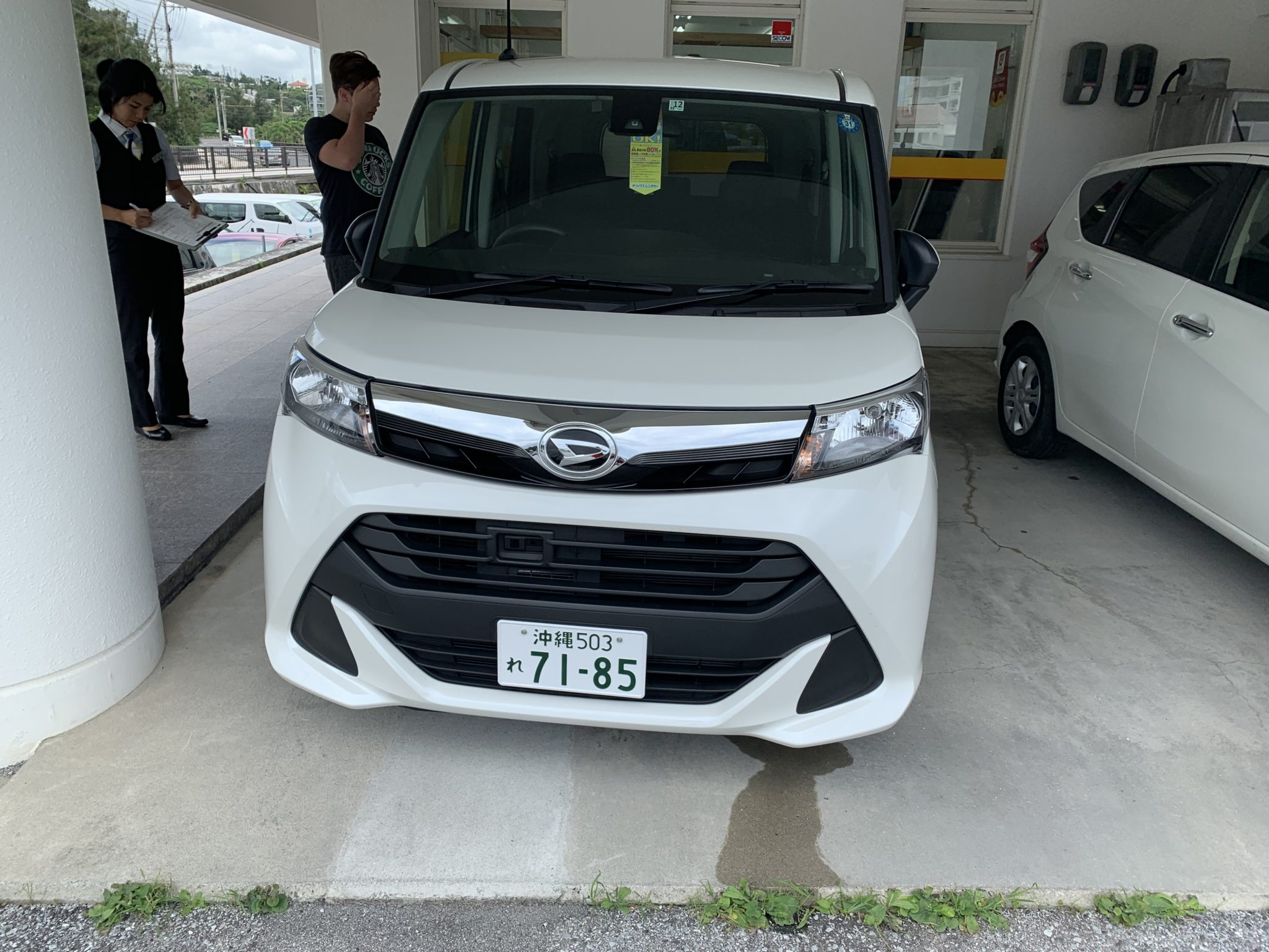 Půjčení auta v Japonsku