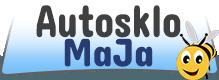 logo autosklo maja
