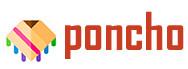logo poncho.cz