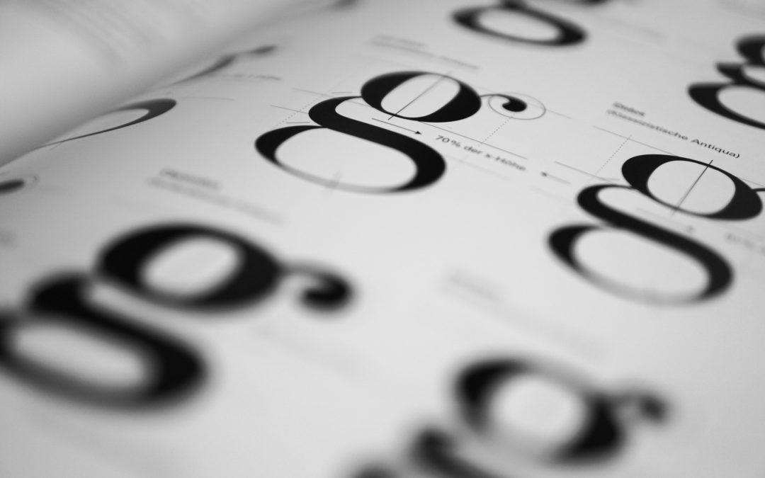 Volba fontu na webové stránce nemá pro Google žádný význam